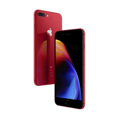 Apple smartphone: iPhone 8 Plus 64GB (PRODUCT)RED Special Edition - Rood