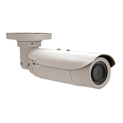 ACTi E415 Beveiligingscamera - Wit