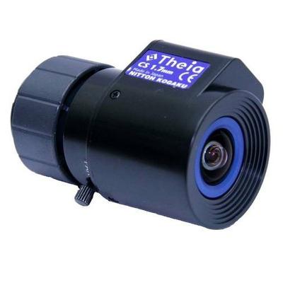 Axis Theia Fixedfocal Megapixel Lens 1.7mm Camera lens - Zwart