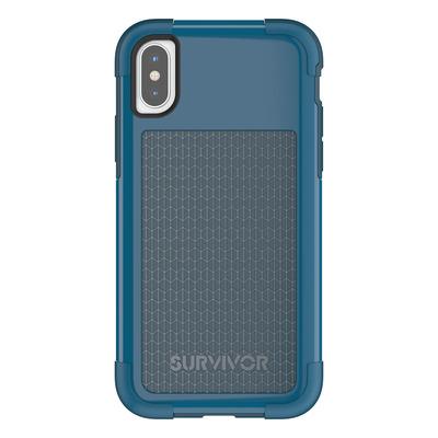 Griffin Survivor Fit Mobile phone case - Blauw
