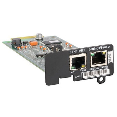 IBM Network Management Card - Remote management adapter - 10Mb LAN, 100Mb LAN - for 1500VA, 2200VA, 3000VA, 6000VA .....