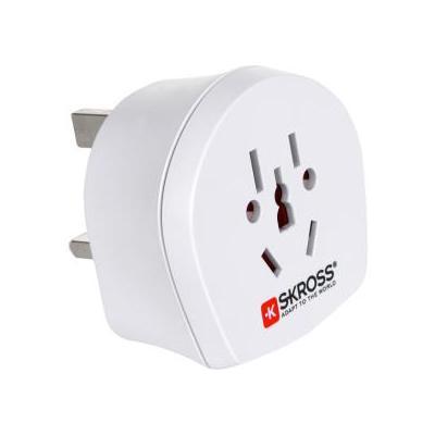 Skross stekker-adapter: SKR1500220 - Wit