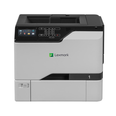 Lexmark CS727de Laserprinter - Zwart,Wit