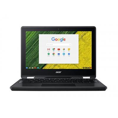 Acer laptop: Chromebook R751T-C69A - Zwart