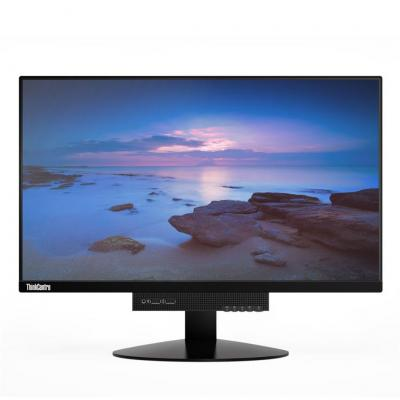 Lenovo monitor: ThinkCentre Tiny-in-One 22 - Zwart