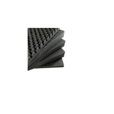 Peli Foam set for 1640, Black Case accessoire - Zwart