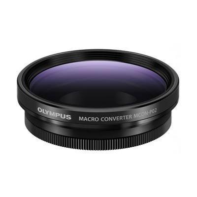 Olympus camera filter: MCON-P02 - Zwart
