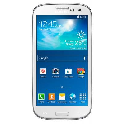 Samsung mobiele telefoon: S3 Wit