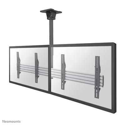 Neomounts by Newstar Pro menuboard plafondsteun TV standaard - Zwart
