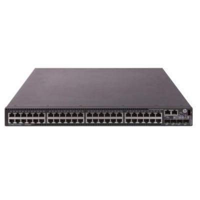 Hewlett Packard Enterprise Aruba 5130 48G PoE+ 4SFP+ Switch - Zwart