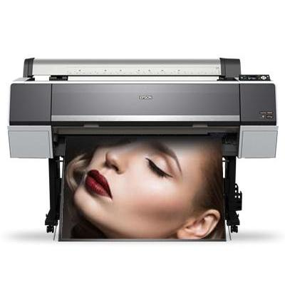 Epson grootformaat printer: SureColor SC-P8000 STD Spectro - Cyaan, Groen, Licht zwart, Lichtyaan, Licht licht zwart, .....