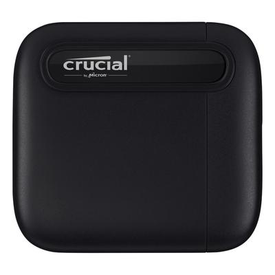 Crucial X6 - Zwart