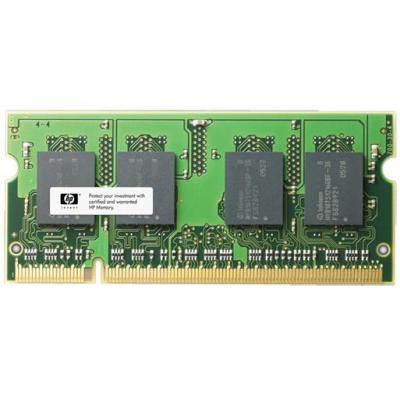 Hp RAM-geheugen: 4GB PC3-12800 (DDR3 1600 MHz) SO-DIMM