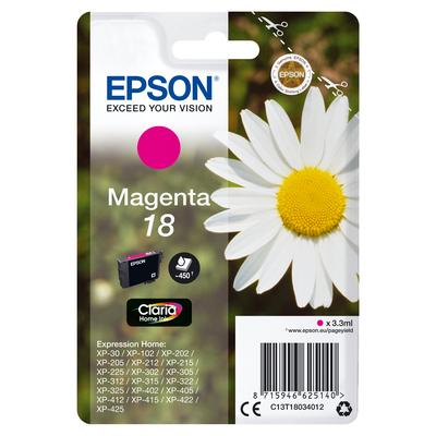 Epson C13T18034022 inktcartridges