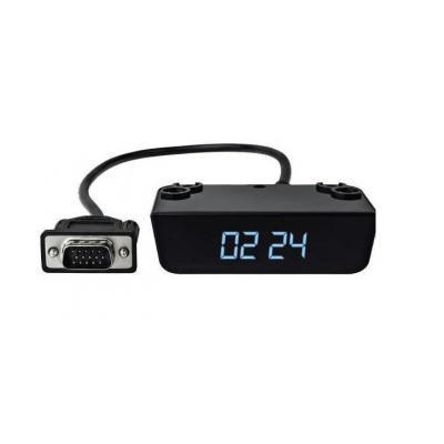 Lg accessoire: External Clock - Zwart