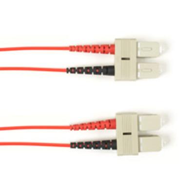 Black Box FOCMR10-003M-SCSC-RD fiber optic kabel