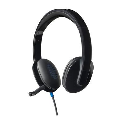 Logitech H540 Headset - Zwart