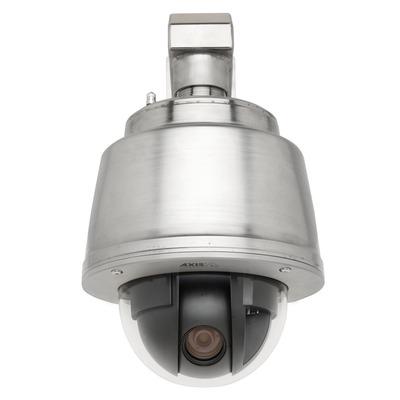Axis beveiligingscamera: Q6042-S - Roestvrijstaal
