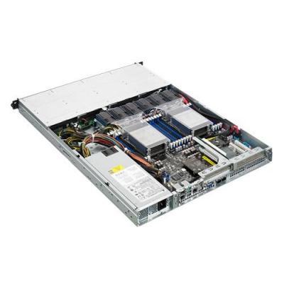 Asus server barebone: RS500-E8-PS4 - Metallic