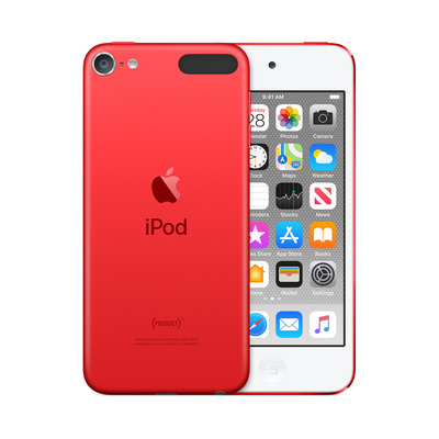 Apple iPod 128GB MP3 speler - Rood