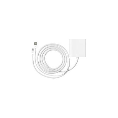 Apple kabel adapter: Mini DisplayPort-naar-dual-link-DVI-adapter - Wit
