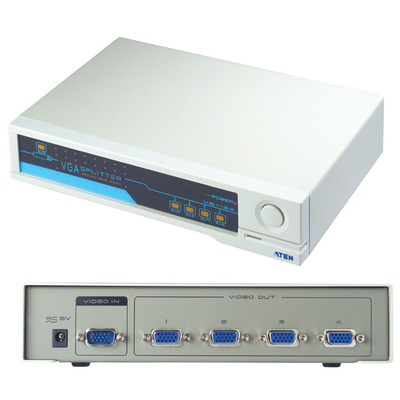 Aten video splitter: VS134 Video Splitter