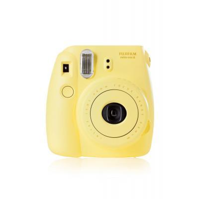 Fujifilm direct klaar camera: instax mini 8 Set - Geel