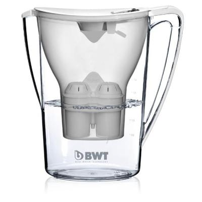 Bwt water filter: Penguin - Wit