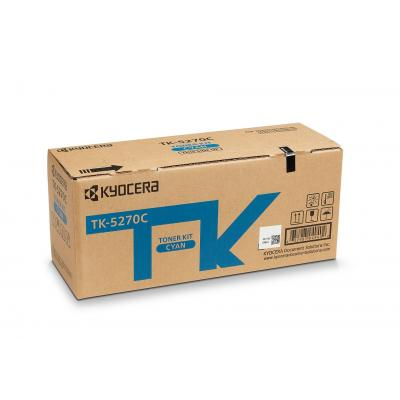 KYOCERA TK-5270C Toner - Cyaan