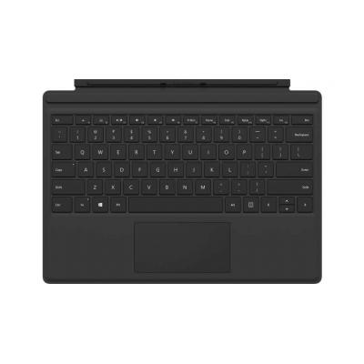 Microsoft mobile device keyboard: Surface Pro Type Cover - Zwart