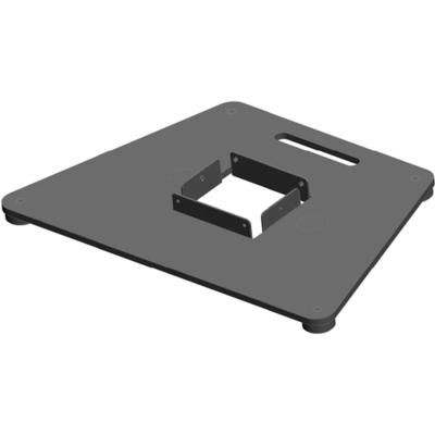 Elo Touch Solution E797162 TV standaard - Zwart, Zilver