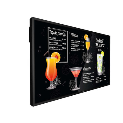 """Philips Signage Solutions P-Line Display, 50"""", 3840 x 2160, 700 cd/m², 16:9, 8 ms, speakers 2 x 10 W RMS Public ....."""