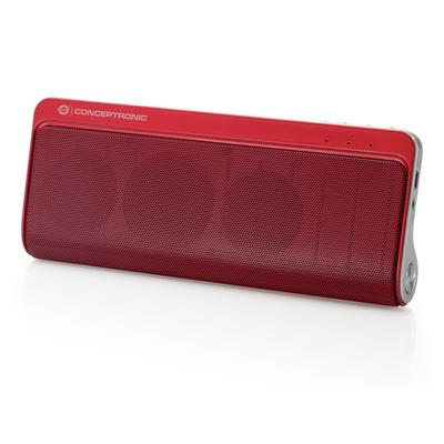 Conceptronic Bluetooth 3.0, AUX-in, 2.5W RMS, 90 - 18000 Hz, 4 Ohm, 80 dB, 900 mAh Li-Ion Draagbare .....