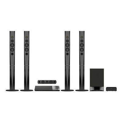 Sony home cinema system: BDV-N9200W - Zwart