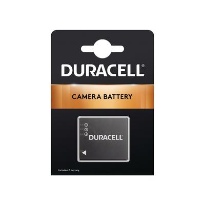 Duracell : Camera Battery - replaces Panasonic CGA-S005 Battery - Zwart