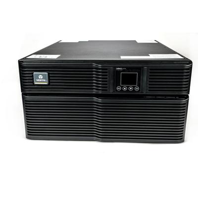 Vertiv Liebert GXT4 5000 VA (4000 W) 230 V rack/toren-UPS, E-model UPS - Zwart