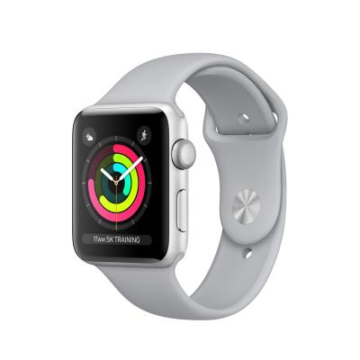 Apple smartwatch: Watch Series 3 Silver Aluminium 42mm