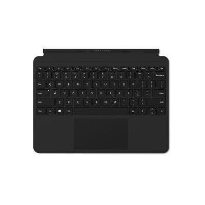 Microsoft mobile device keyboard: Surface Go Type Cover - Zwart, AZERTY