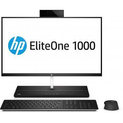 HP EliteOne 1000 G1 all-in-one pc - Zwart (Demo model)