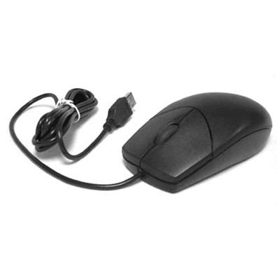 Acer computermuis: USB Optical mouse - Zwart