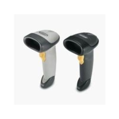 Zebra LS2208 Barcode scanner - Zwart, Wit