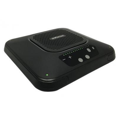 Infocus telefoonspeaker: Thunder Bluetooth luidsprekertelefoon - Zwart