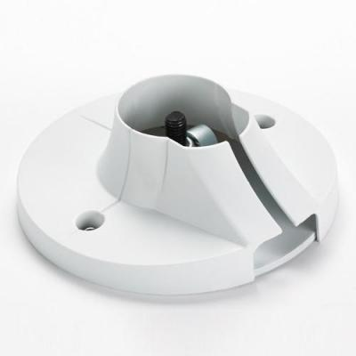 Chief : Pin Connection Flat Ceiling Plate (EMEA only) - Wit