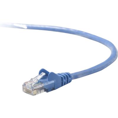Belkin 1m Cat5e STP Netwerkkabel - Blauw