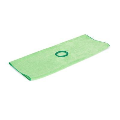Greenspeed cleaning cloth: Original Microvezeldweil met gat - Groen