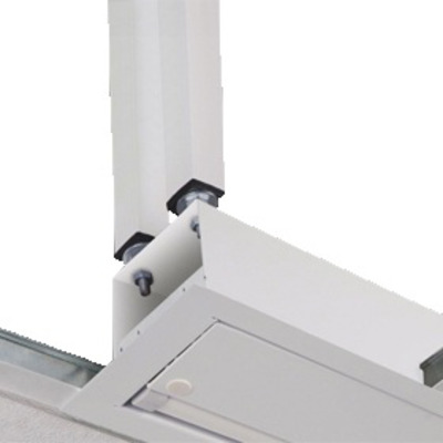Projecta projector accessoire: Ceiling bracket - Wit