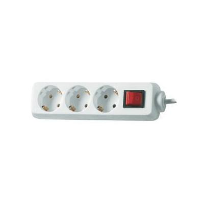 REV 512351555 Surge protector - Wit