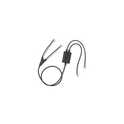 Sennheiser CEHS-AV 05 Kabel adapter - Zwart