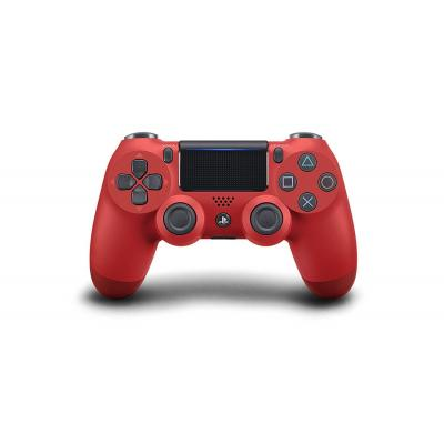 Sony game controller: DualShock 4 - Rood