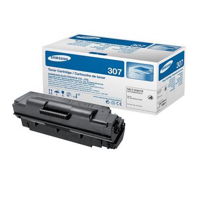 Samsung inktcartridge: MLT-D307E - Zwart
